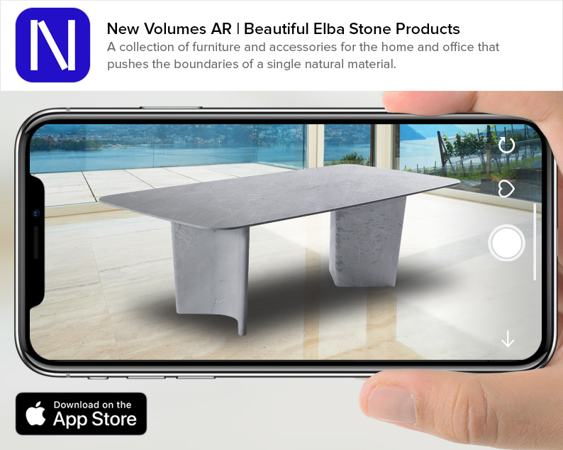 Download the New Volumes AR App