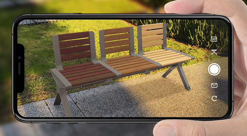 Street Furniture's Build ARIA App Introduces Configurable Augmented Reality