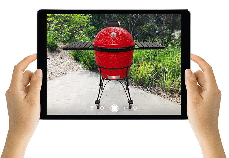 BBQ Galore - At Home app Kamado Joe