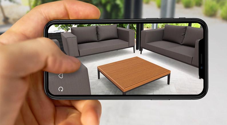 AR Revolutionises the Retail Experience
