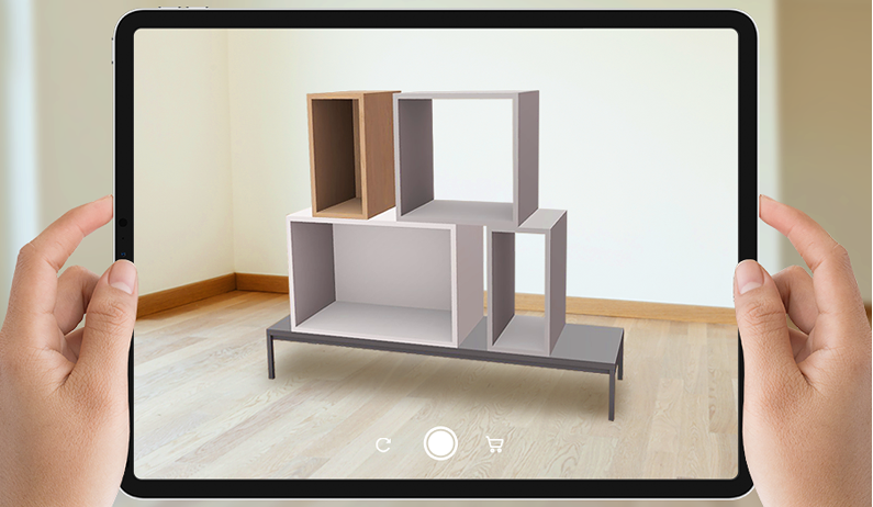 Introducing the AR Muuto Stacked Storage Configurator