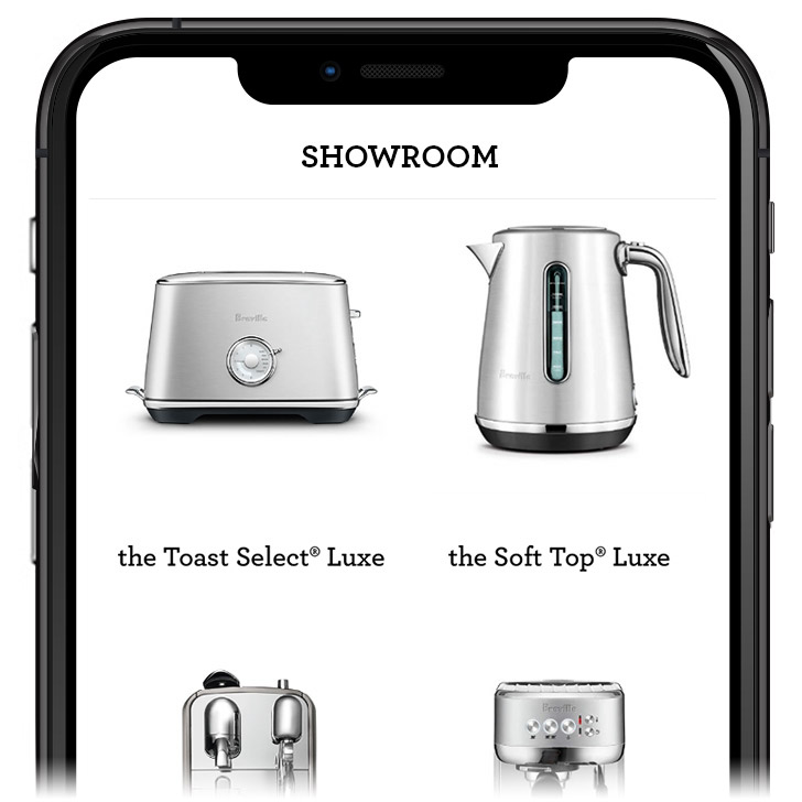 Appliances App Showroom