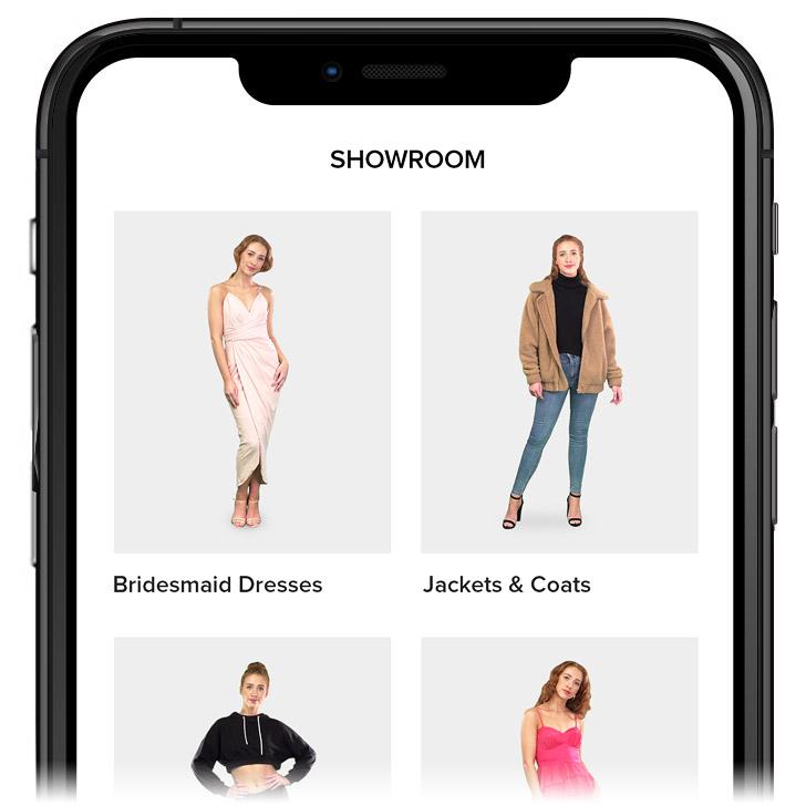 AR Fashion App
