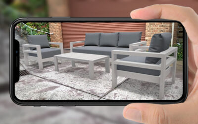 Modern Style Adds Instant AR Furniture