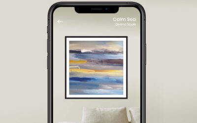 Augmented Reality Brings the Gallery to Customers