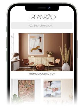 Urban Road AR Art App
